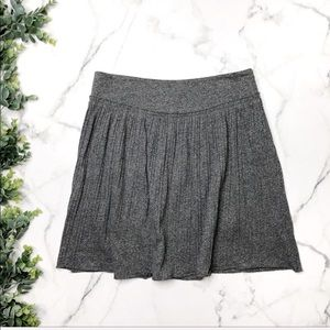 BANANA REPUBLIC Pleated Knit Skirt